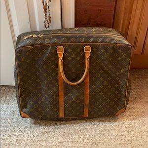 Louis Vuitton large suitcase / duffle bag